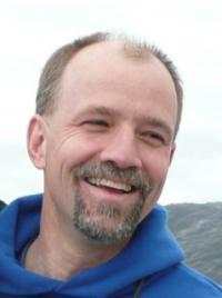 Photo: Greg on NOAA Ship Ronald H. Brown February 2008, Strait of Magellan